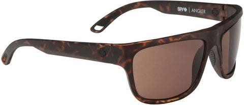 Spy Angler Matte Camo Tort- Happy Lens Bronze 673237995865 - SURF WORLD Florida