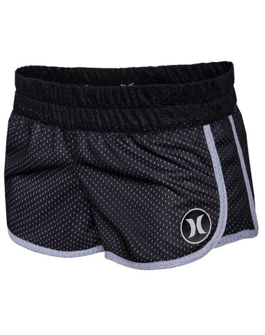 Hurley Dri-Fit Mesh Black Beach Rider Shorts GAB0000670 - SURF WORLD Fort Lauderdale Florida