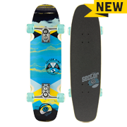 Sector 9 Barra Soap Green Complete MF142C - SURF WORLD Florida