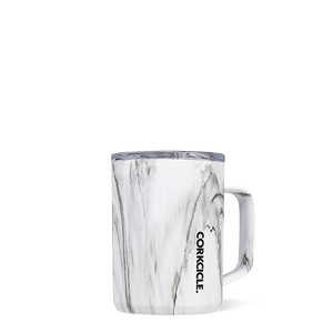 Corkcicle Triple Insulated Coffee Cup 16oz Cup - Snowdrift