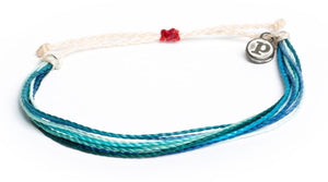 Pura Vida Charity Original Bracelet - Save The Dolphins SURF WORLD