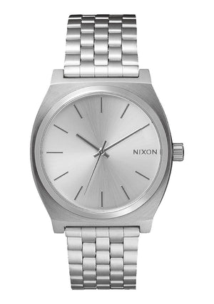 Nixon Time Teller Watch - All Silver SURF WORLD