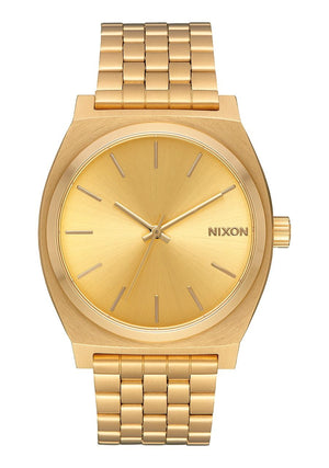 Nixon Time Teller Watch - All Gold SURF WORLD