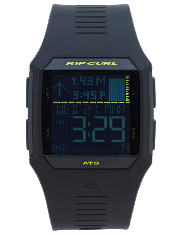Copy of Rip Curl Rifles Tide Watch - Midnight Lime