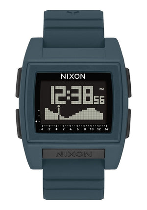 Nixon Base Tide pro Watch  - Dark Slate SURF WORLD
