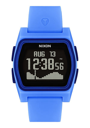 Nixon Rival Digital Watch - Powder Blue SURF WORLD