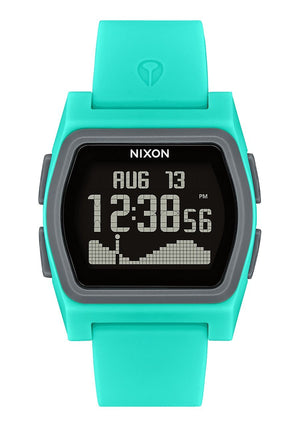 Nixon Rival Digital Watch - Torquoise SURF WORLD