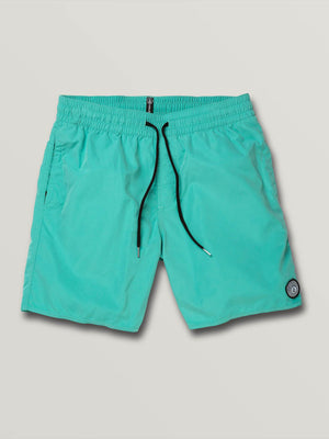 "LIDO SOLID TRUNKS 16"" MYSTO GREEN"