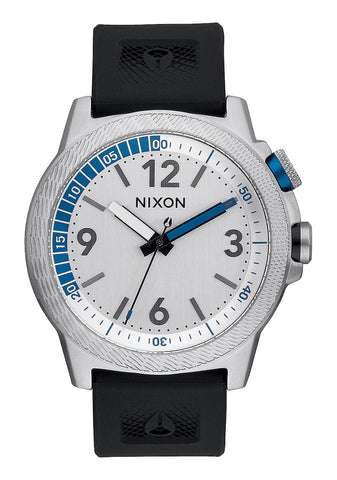 Nixon Cardiff Sport Silver Watch A925 130 - SURF WORLD Florida
