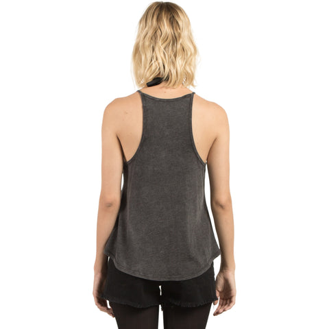 Volcom Stay Cosmic Tank - Black - SURF WORLD Fort Lauderdale Florida