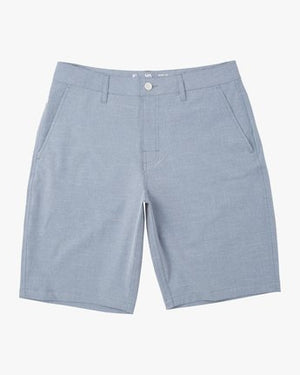 RVCA Balance Hybrid Mens Shorts - Surplus Blue