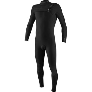 O'Neill Hyperfreak 3/2 Chest Zip Full Suit Techno Butter 3 SURF WORLD