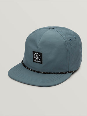 Volcom Box Stone Trail Hat - Stormy Blue