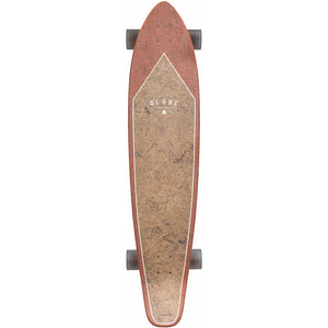 "Globe Byron Bay 43"" Complete Skateboard - Coconut Rust SURF WORLD"