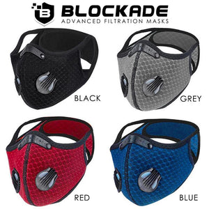Blockade Mesh Masks