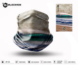 Blockade UPF Neck Gaiter - Camo Pipe Wave