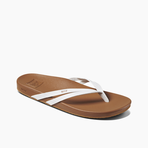 Reef Cushion Spring Joy Sandals -  Cloud White