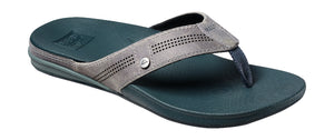 Reef Mens Cushion Bounce Lux Sandal - Grey