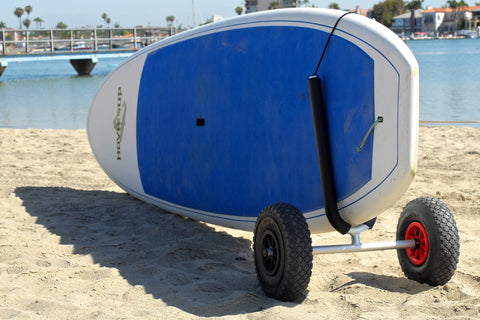 Cor Stand Up Paddle Board Cart - SURF WORLD Florida