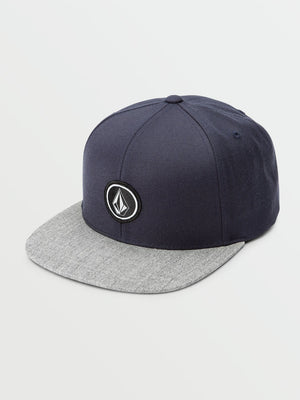 Volcom Quarter Twill Hat - Blue