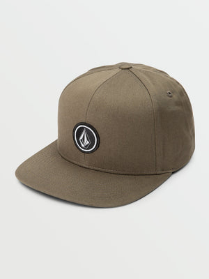 Volcom Quarter Twill Hat - Military