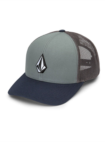Volcom Full Stone Cheese Hat - Dusty Brown