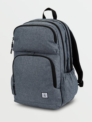 Volcom Roamer Backpack - Navy Heather
