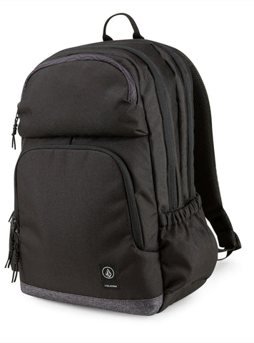 Volcom Roamer Backpack Ink Black
