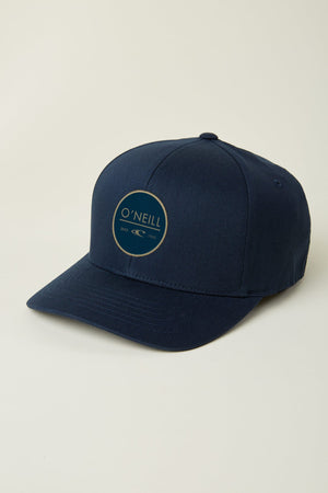 Oneill Executive Flexfit Hat - Navy SURF WORLD