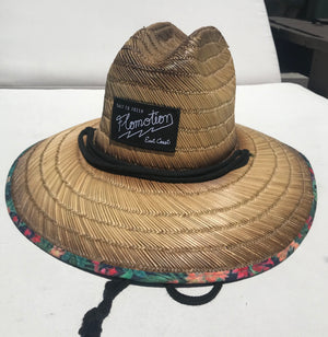 Flomotion East Coast Lifeguard Hat - Brown