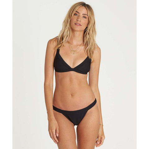 Billabong Tanlines Fixed Tri Bikini Top -
