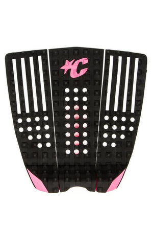 Creatures Ethan Ewing Signature 3 Piece Traction Black Pink SURF WORLD
