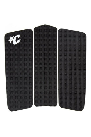 Creatures Front Deck II Traction Pad - Black