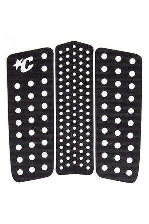Copy of Creatures Front Deck III Traction Pad - Black SURF WORLD