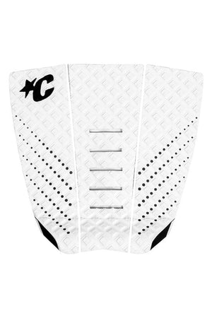 Creatures Jack Freestone Signature Traction - White Black SURF WORLD