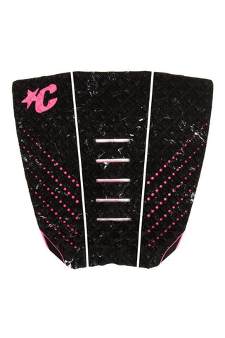Creatures Jack Freestone Signature Traction - Black Mix Pink