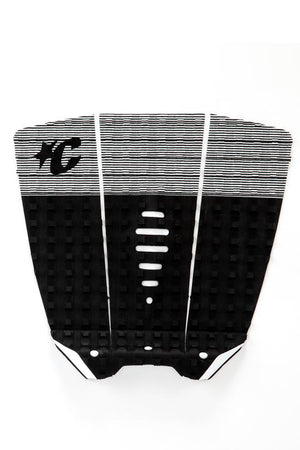 Creatures Mick Eugene Fanning Signature Grovel Traction White Stripe Black