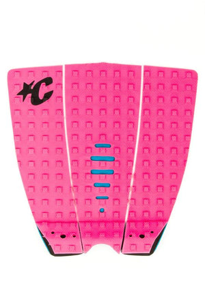 Creatures  Mick Fanning Lite Signature Traction Pink Cyan SURF WORLD