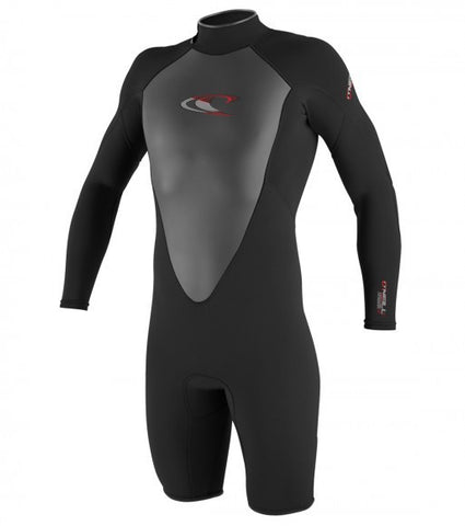 Oneill Hammer 2MM Black LS Springsuit 4292AO5XL - SURF WORLD
