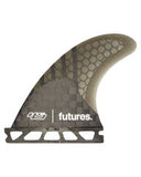 FUTURES HS3 Hayden V2 HC THRUSTER- CARBON MARBLE XS SURF WORLD