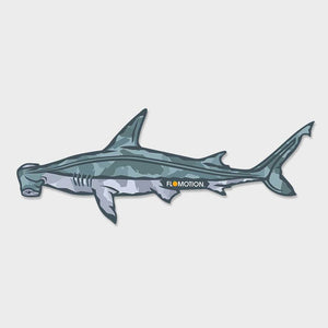 Flomotion Hammer shark Sticker
