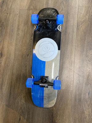 "Sector 9 Divide Ninety Five Complete Skateboard  30.5"" x 8.375"""