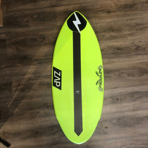 "Zap Skimboards Prowler 53""  Eglass with Carbon Strip"