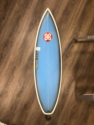 Viking Surfboards 5'7 Perform Color