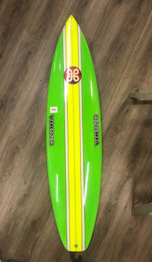 Viking Surfboards 6'5 Thruster Color