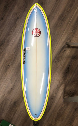 Viking Surfboards 6'8 Single Fin Clark