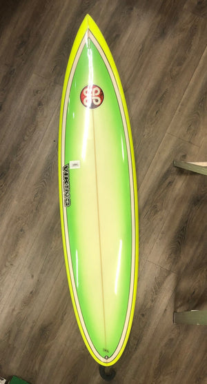 Viking Surfboards 7'2 Step Up Clark