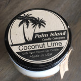 Palm Island Candle Company Coconut Lime 16oz Soy Candle