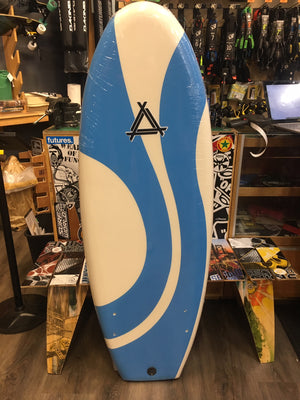 Soft Surfboard Triple X 4'11 Soft Top Surfboard 411 SOFT TOP SURF WORLD