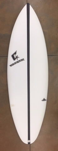 Clever 6'0 Fish Jet Infinity Flex Surfboard 479800 - SURF WORLD Florida